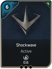 Shockwave card