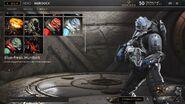 Murdock Blue-freak skin