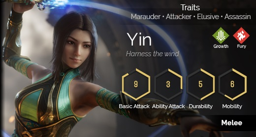 Yin hover