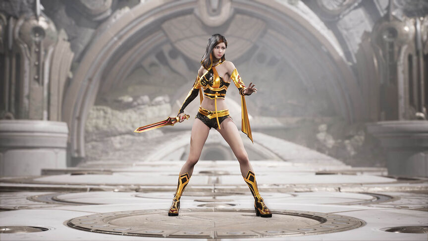 Shinbi Dynasty skin