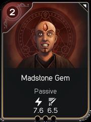 Madstone Gem card