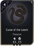 Curse of the Leech