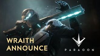 Paragon - Wraith Announce (Available June 27)