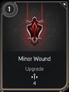 Minor Wound