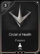 Circlet of Health