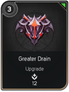 Greater Drain