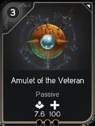 Amulet of the Veteran