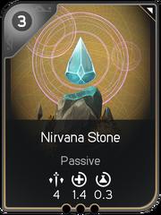 Nirvana Stone card