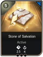 Stone of Salvation