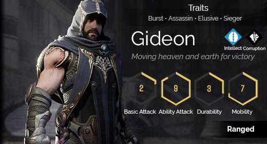 Gideon hover