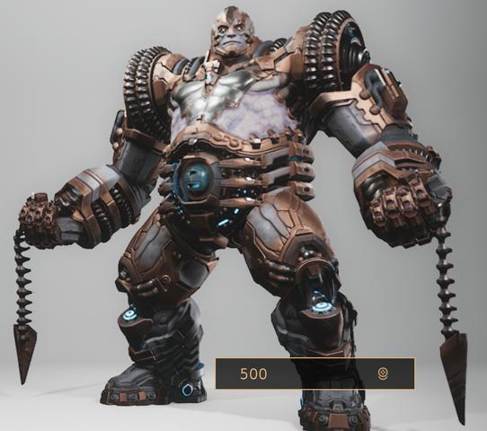 File:Riktor Bronze Warden skin.png