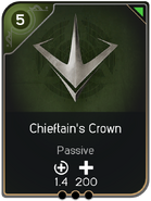 Chieftain's Crown