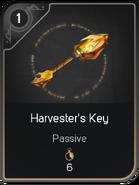 Harvester's Key