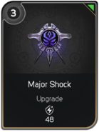 Major Shock