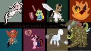 My little slaughterhouse nine by chromacurves