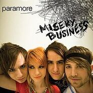 200px-Misery Business-Paramore single