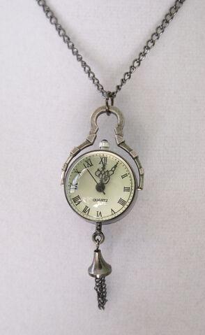 File:White rabbit s watch necklace by foowahu etsy-d39u0tz.jpg