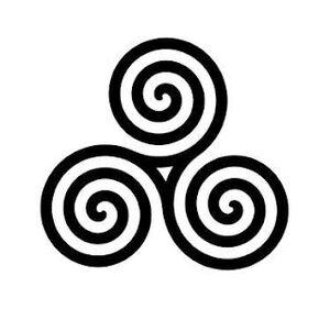 Celtic triplesymbol