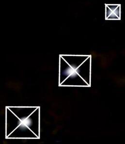 Orion - pyramids