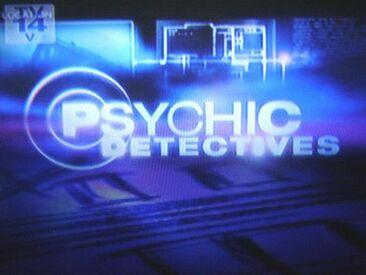 O psycic detectives