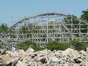 Roller Coaster @ Lincoln Park 4