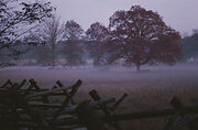 Haunted places gettysburg