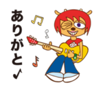 Line Sticker Lammy 25