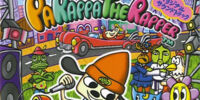 PaRappa The Rapper Original Soundtrack
