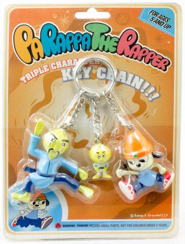 File:Merch Triple Character Key Chain Parappa.jpg