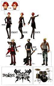 CharacterSketchesGingerAndBandOutfit