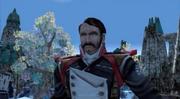 Leighton confronts the Pirates