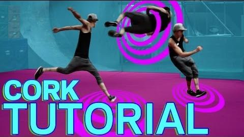 CORK TUTORIAL Advanced Freerunning Tutorial - (Jesse La Flair)