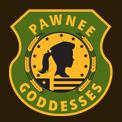 Pawnee Goddesses Badge