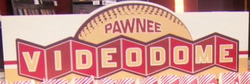 Pawnee Video Dome Logo