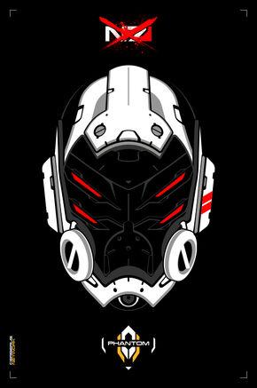 Cerberus phantom by machine56-d4uyauy