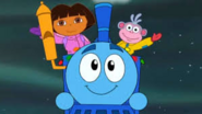 Blue the Little Engine.