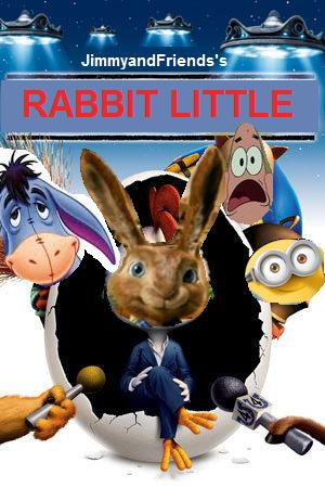 Rabbit Little Chicken Little The Parody Wiki Fandom
