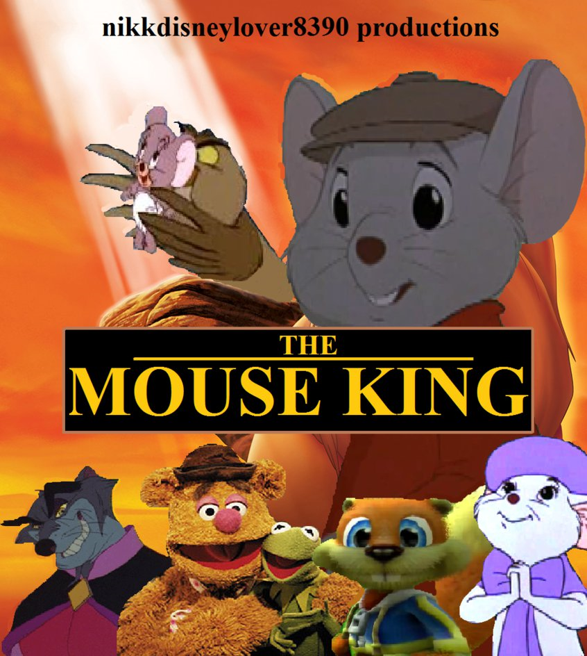 the mouse king the parody wiki fandom powered by wikia