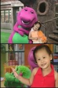 Barney & Richelle