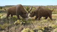 Elasmotherium caucasicum by leogon-d8vpr0d