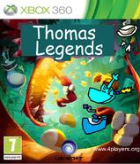 Thomas Legends Poster.