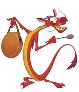 Mushu character