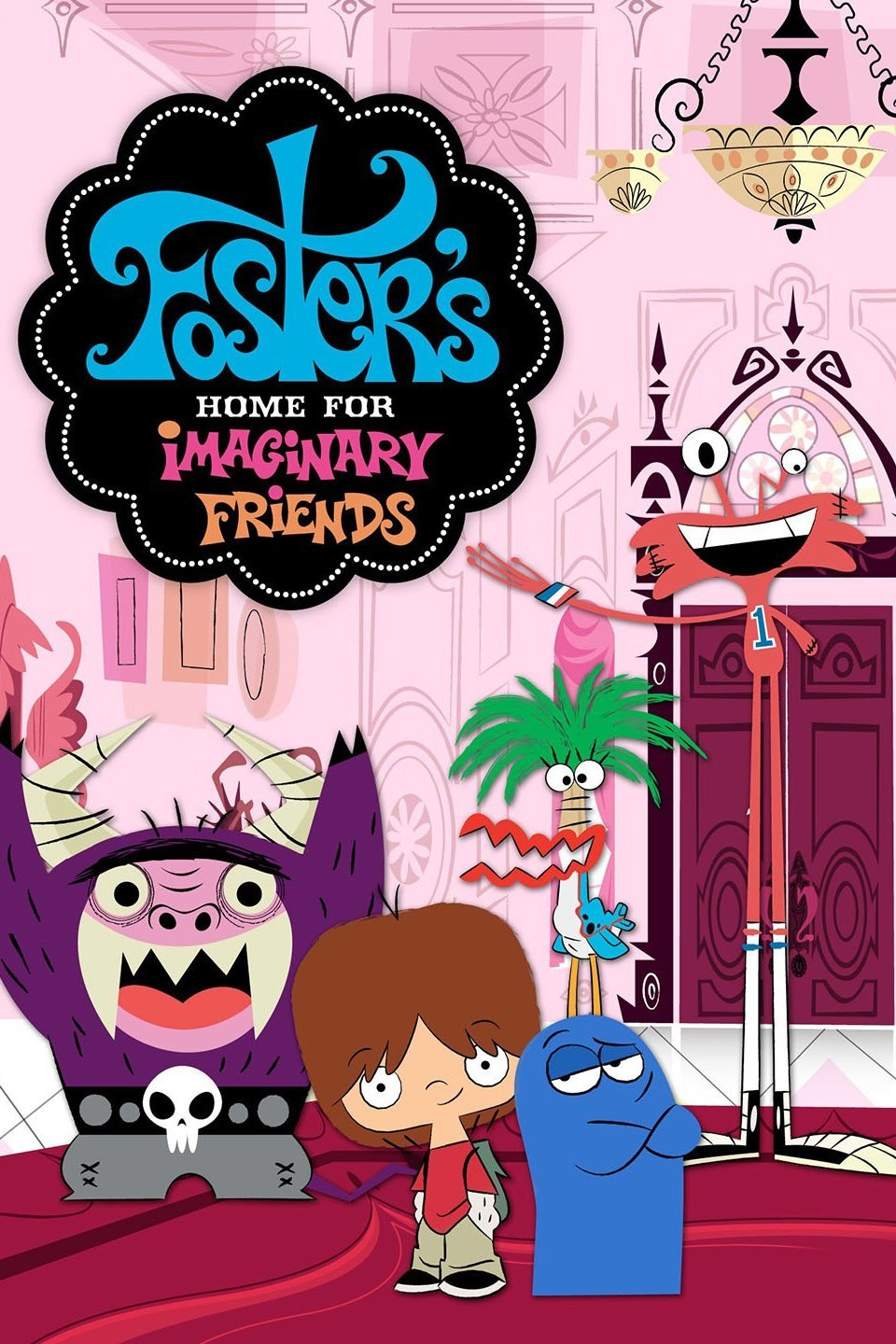 foster u0027s home for imaginary friends characters gallery the