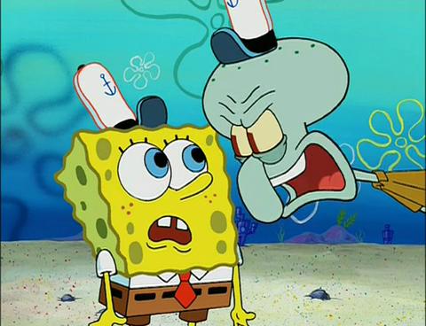 Spongebob Throws a Tantrum (With Eye Witnesses) - YouTube |Spongebob And Patrick Mad