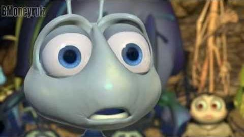 'Disney Pixar's ANT-MAN' (Original) Mash-Up Trailer Parody (HD)
