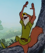 Robin hood to relax 1