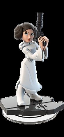 Princess leia disney infinity