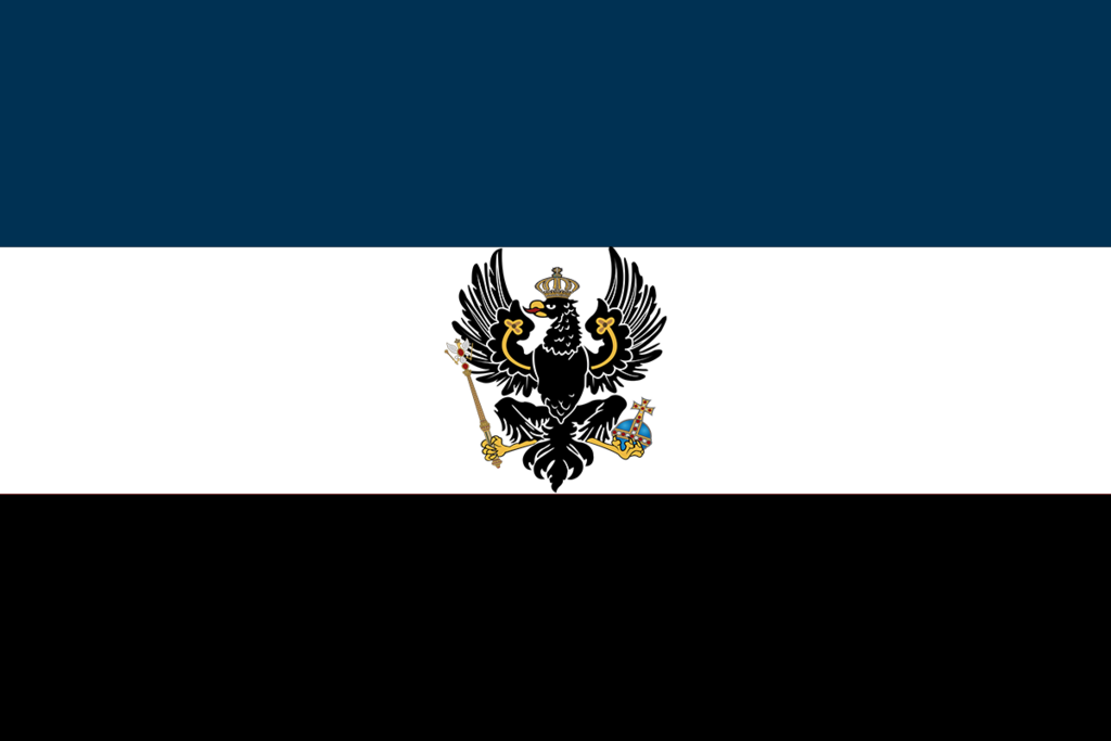 The Flag of the Dorvische Republik (Dorvik)