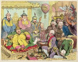 Sir John Penn and the Beiyi of Quibashi