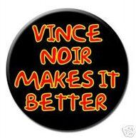 Vince badge